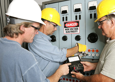 Electrical Contractors and Electrical Control Panel Manufacturers