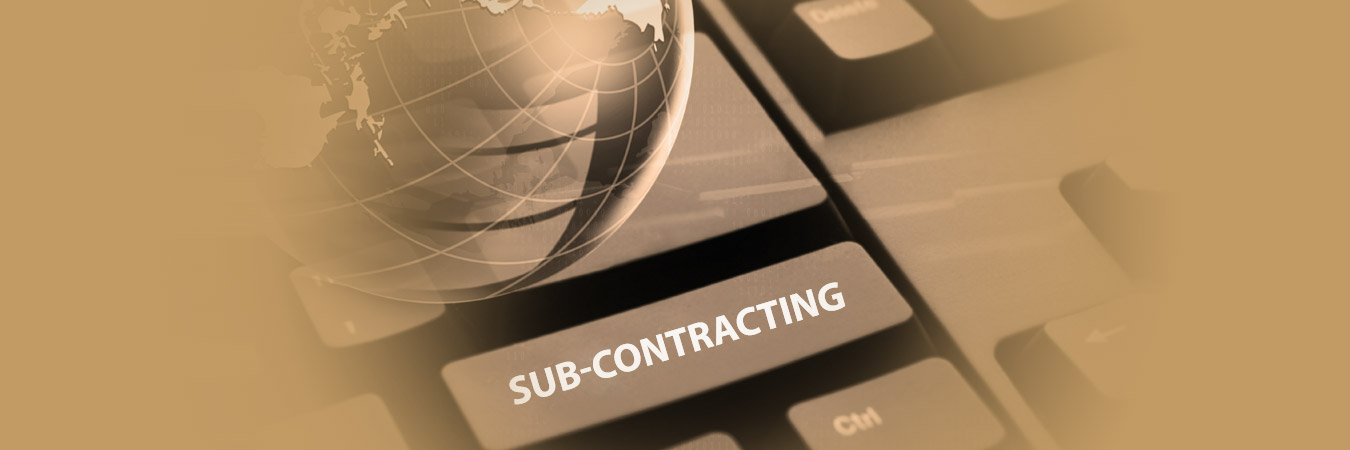 sub-contracting- Clockwork